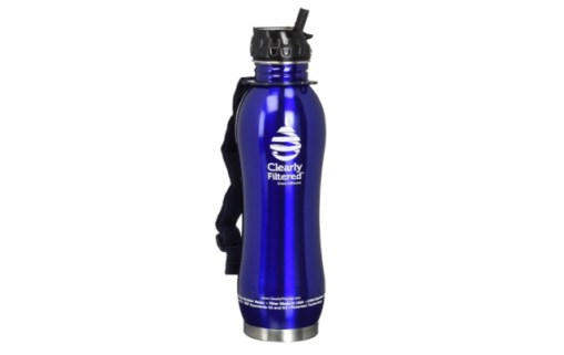 Clearly Filtered Bottle - The Perfect Gifts for Travelers - spinthewindrose.com