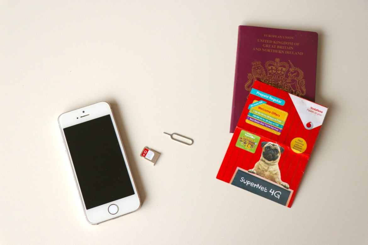 A Guide To Getting An Indian Sim Card As Tourist Spin The Windrose Passed Through Phone Activate S Electronics How Get Passport Check