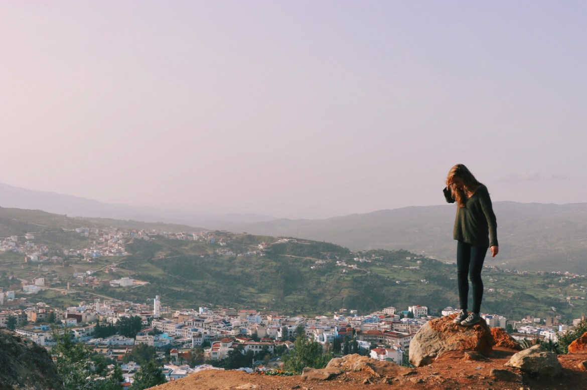 Morocco Winter Packing List for Female Travellers - spinthewindrose.com