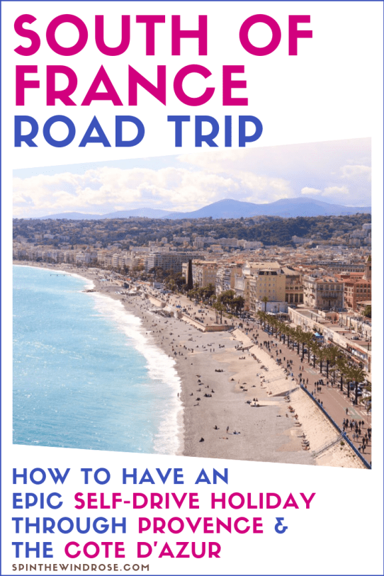 south of france road trip - spinthewindrose.com