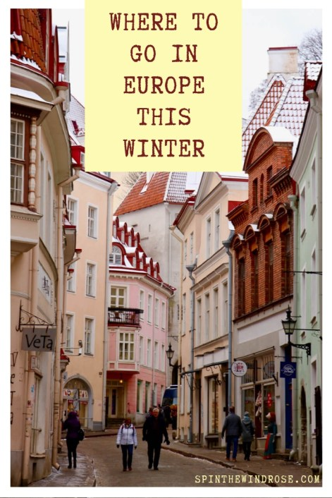 europe winter city breaks - spinthewindrose.com