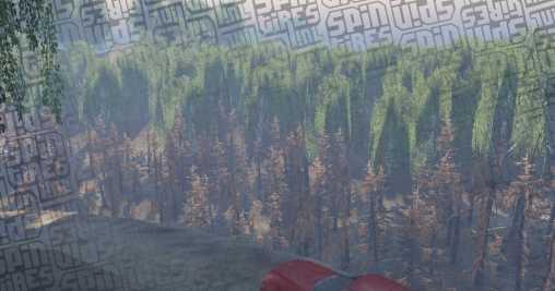 Level Darah - Spintires - Dodge Durango 3