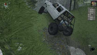 KentBobo Spintires Map - Chevy K20