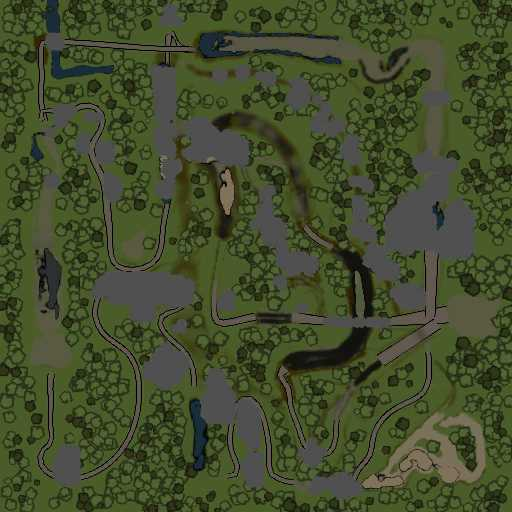 Spintires Map Peview