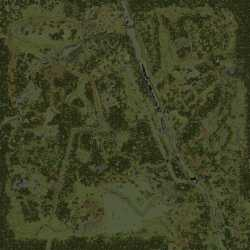 Spintires Map - Evans Creek Remake 2017