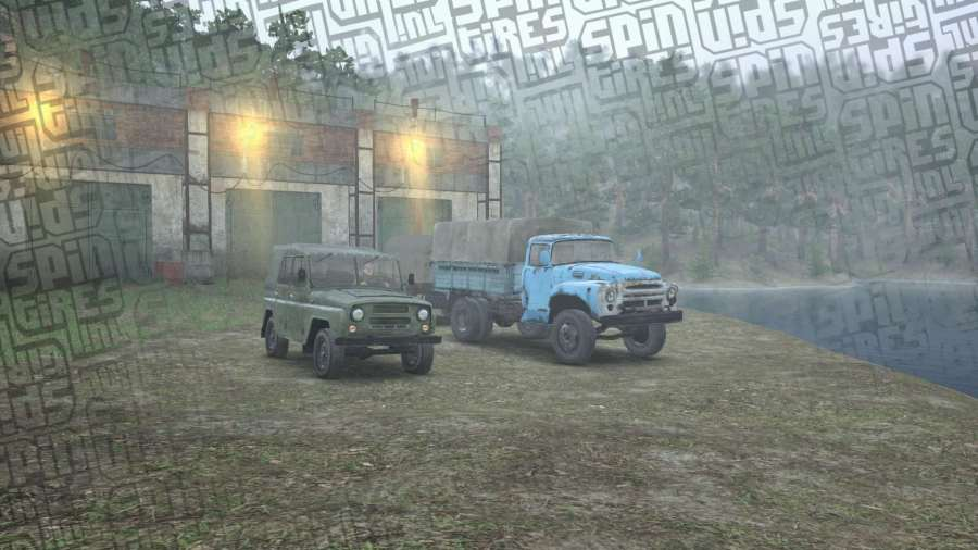 Grand Lake - Spintires
