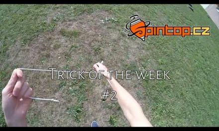 Reversed wrist wrap whip Totw #2