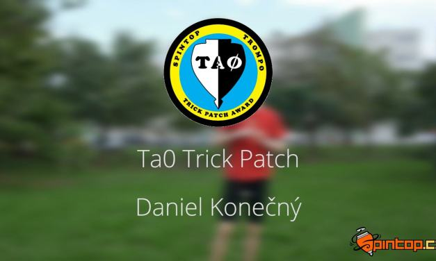 Ta0's patch black belt video application by D. Konečný
