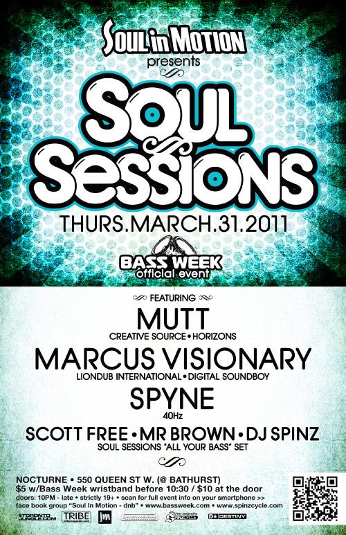 SIM Soul Sessions - Bassweek