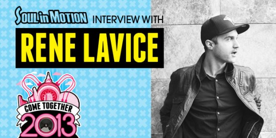 Rene LaVice Interview for SIM