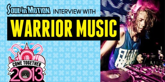 Warrior Music Interview for SIM NYE