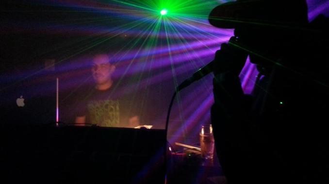 DJ Spinz Live at #TDotLove3