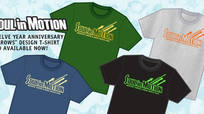 Soul In Motion T-Shirts SIM12