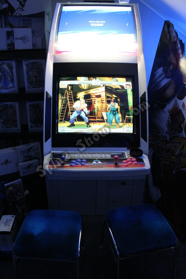 Blast City Street Fighter 3