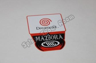Sticker Dreamcast Maziora