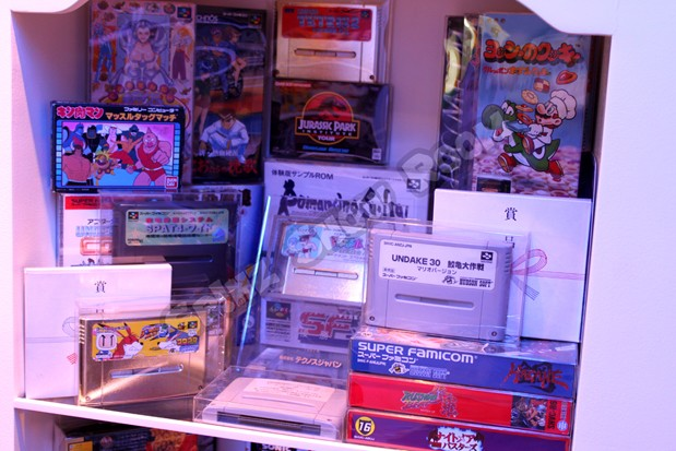 Super Famicom Hibaihins