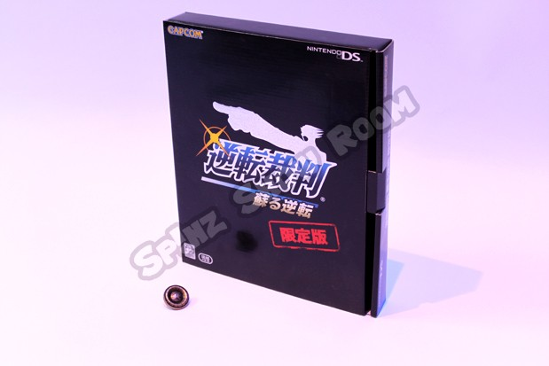 Gyakuten Saiban Mask Vision Murder Case Limited Edition