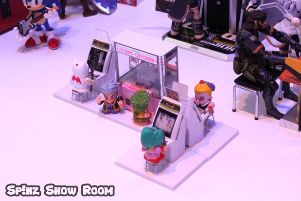Sega Boku no Game Center Diorama