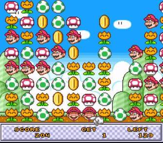 UNDAKE 30 Same Game Daisakusen Mario Version Sample 02