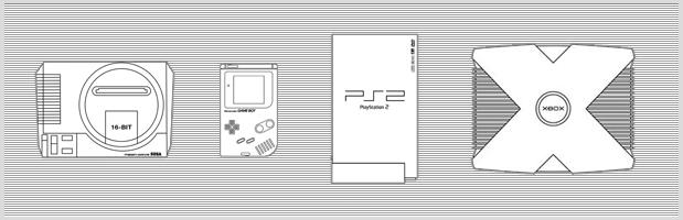 Bannière Consoles Collector