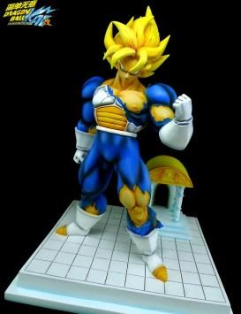 Son Goku Super Saiyajin Dai Ni-Dankai & Seishin to Toki no Heya