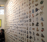Pokemon Center Fresque