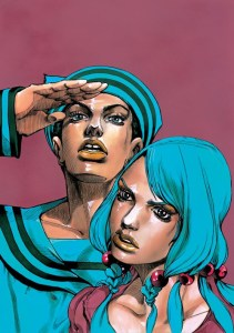 JoJolion Artwork 02
