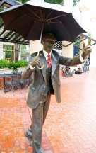 Downtown Statue