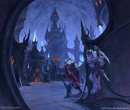 City of the Drow