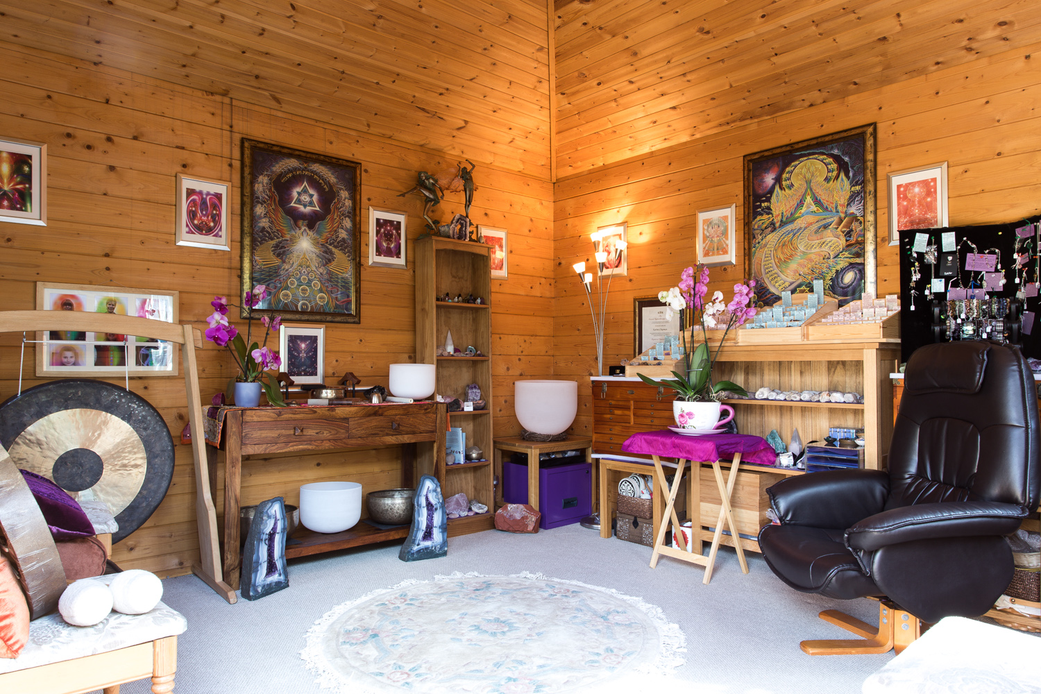 Drum, Gong, Mantra, Mindfulness, Soundbath, Relaxation and more