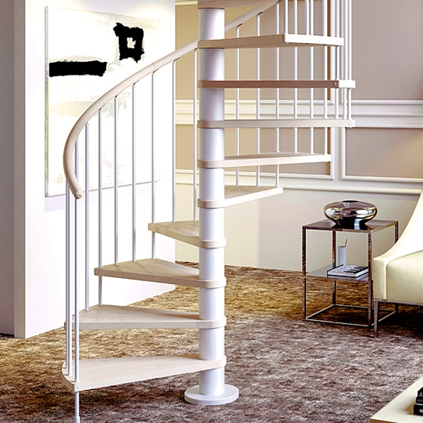 Spiral Stairs Direct Blog Latest From The Spiral Stairs Direct Blog   Changing Spiral Stairs To Normal Stairs   House   Space Saving   Staircase Design   Handrail   Building Regulations