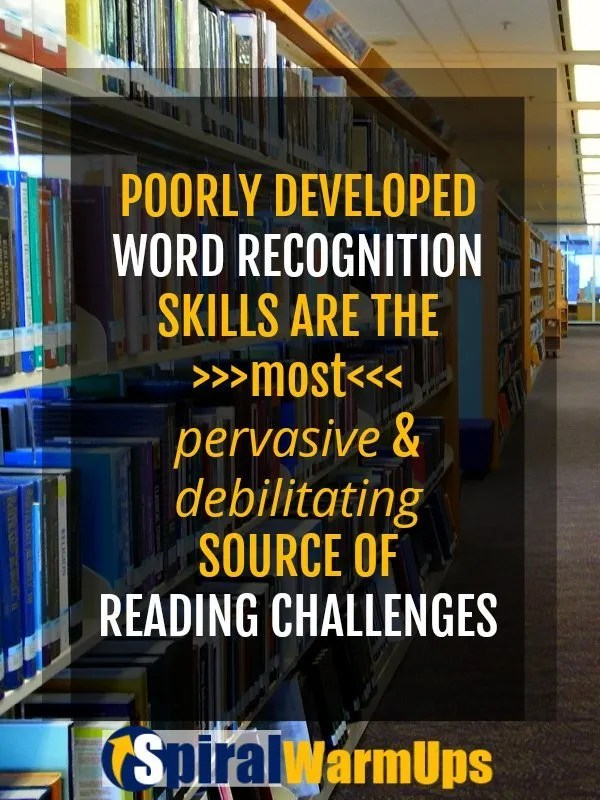 Ways to Use Word Study to Build Word Recognition