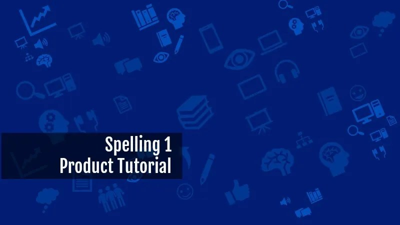 Free Spelling Warm-Ups Tutorial