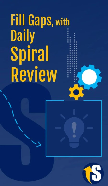 Daily Spiral Review Fills Gaps in Reading Skills