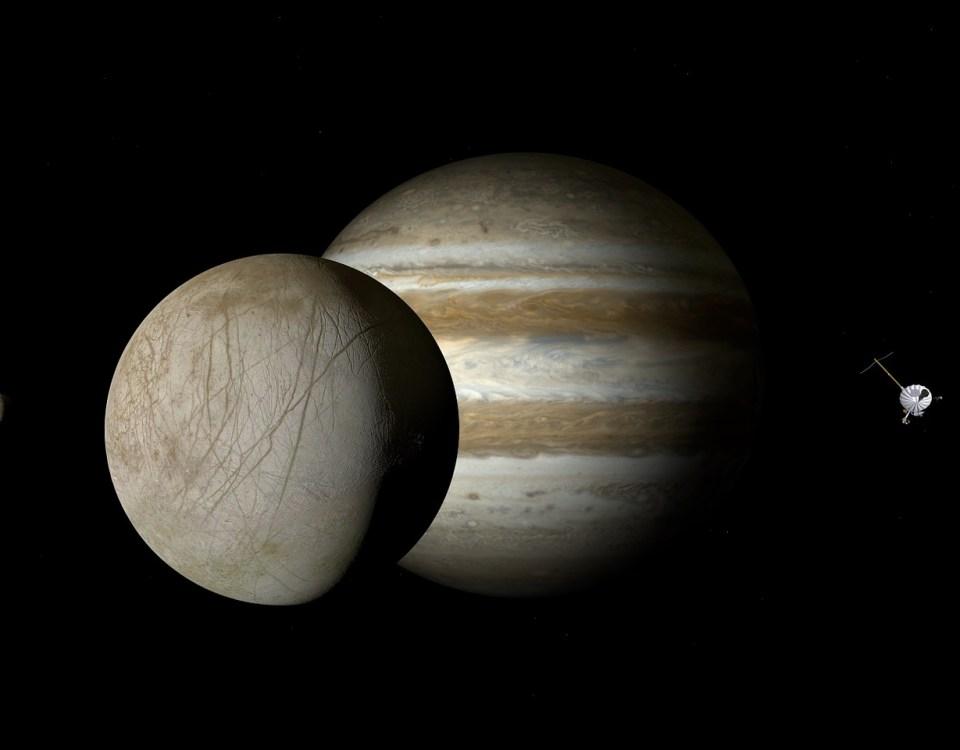 Jupiter Spiralzeit