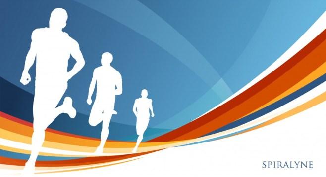Spiralyne runners