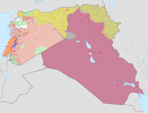ISIS Extent November 2017