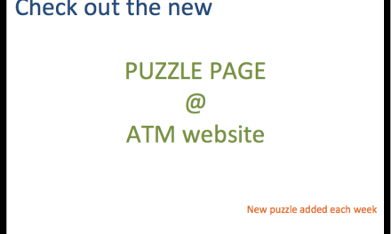 New Puzzle Page