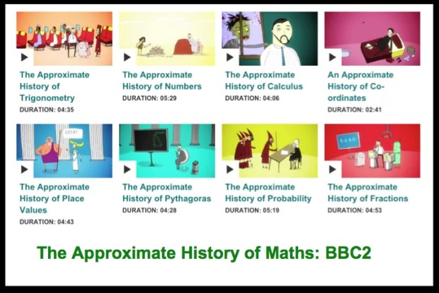 Approximate History of Maths: BBC2