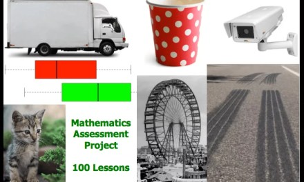 Mathematics Assessment Project Classroom Challenges
