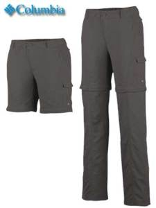 Columbia Sportswear Womens Psych to Hike Full Leg Convertible Pant (AL8607)