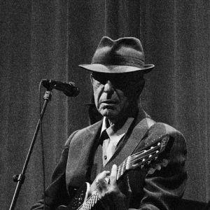 Leonard Cohen 2008