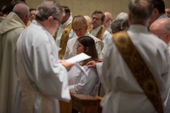 Kary Mann is Ordained into the Sacred Order of Deacons Image credit: Gary Zumwalt