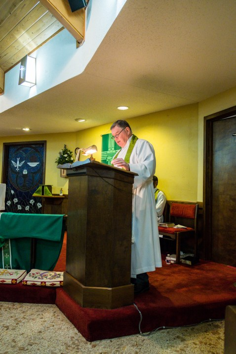 Homily Image credit: Gary Allman
