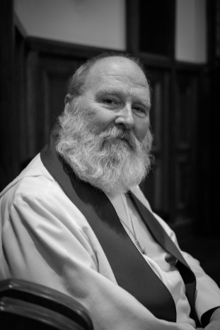 The Rev. James Lile Image credit: Gary Allman