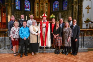Saturday October 20. Area Confirmations at Grace and Holy Trinity Cathedral. Image: Gary Zumwalt