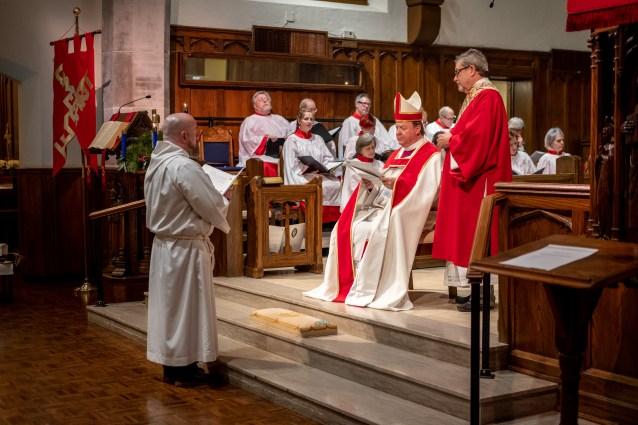 The Consecration. Image: Gary Allman