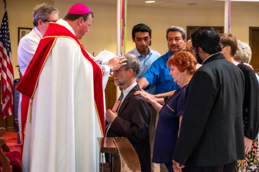 Area Confirmations at St. James Episcopal Church, Springfield. Saturday May 18, 2019. Image credit: Gary Allman