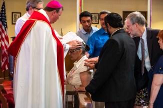 Area Confirmations at St. James Episcopal Church, Springfield. Saturday May 18, 2019. Image credit: Gary Allman