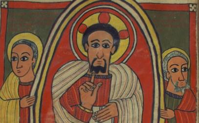 Messianic transfiguration, Ethiopian Gospel Illumination